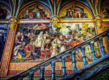 Grafika Puzzle 2000 db Ancestors Gallery