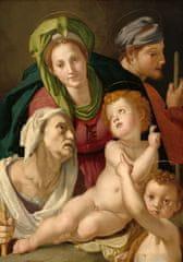 Grafika Puzzle 1000 db Agnolo Bronzino: The Holy Family, 1527/1528