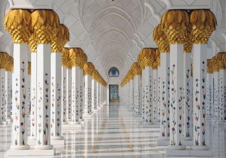 Grafika Puzzle 1000 db Sheikh Zayed Mosque in Abu Dhabi, United Arab Emira