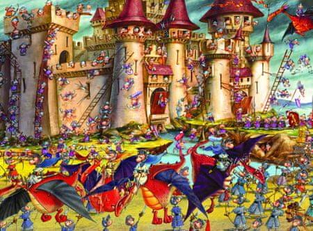 Grafika Puzzle 2000 db François Ruyer