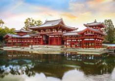 Grafika Puzzle 1000 dílků Byodo-In Temple in Kyoto, Japan
