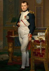 Grafika Puzzle 1000 db Jacques-Louis David: The Emperor Napoleon in his st