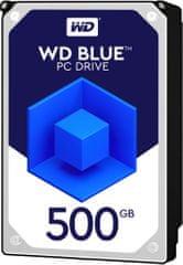 """Western Digital WD Blue (AZLX), 3,5"""" - 500GB WD5000AZLX"""