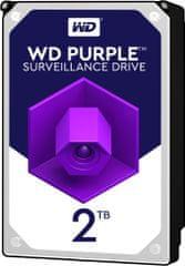 "Western Digital WD Purple (PURZ), 3,5"" - 2TB WD20PURZ"
