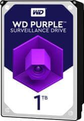 "Western Digital WD Purple (PURZ), 3,5"" - 1TB WD10PURZ"