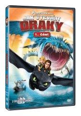 Jak vycvičit draky - 1. série (2DVD) - DVD