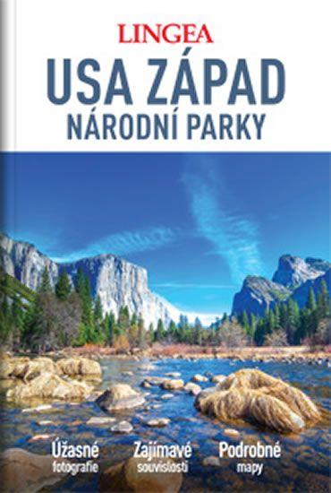 USA národní parky západ - Velký průvodce