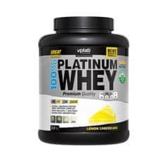 VPLAB proteini 100% Platinum Whey 2.3 kg, lemon cheescake