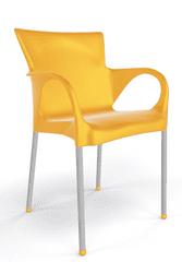 Emagra Jídelní židle BEVERLY
