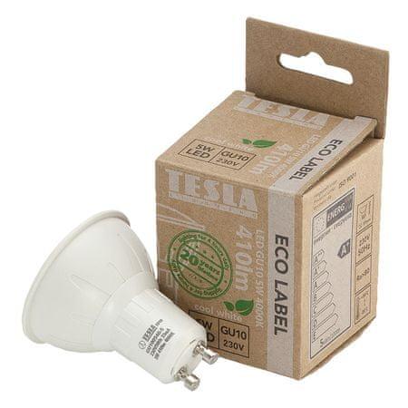 Tesla LED žiarovka GU10, 5W 2pack