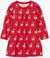 Hatley dziewczęca koszula nocna z jelonkami