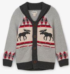 Hatley chlapčenský sveter so vzorom