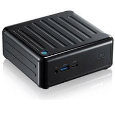 ASRock Beebox J3455 mini računalnik, črn (BBJ3455/B/BB)