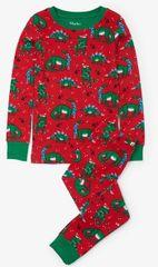 Hatley chlapecké pyžamo s dinosaury
