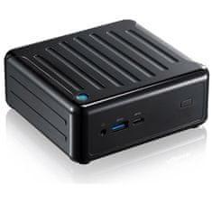 ASRock Beebox J4205 mini računalnik, črn (BBJ4205/B/BB)