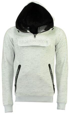 Geographical Norway bluza męska Gymsport XL biała