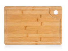 Banquet deska do krojenia BRILLANTE Bamboo drewniana 33 cm
