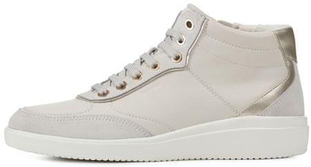 Geox dámská kotníčková obuv Tahina D94BDE 08522 36.0 kremowy