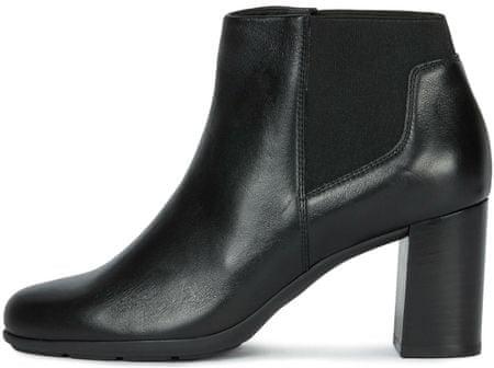 Geox damskie buty za kostkę New Annya D94C8B 00085 36.0 czarny