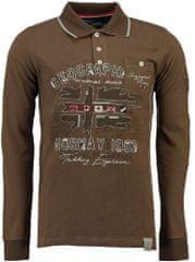 Geographical Norway koszulka męska polo Kolduc