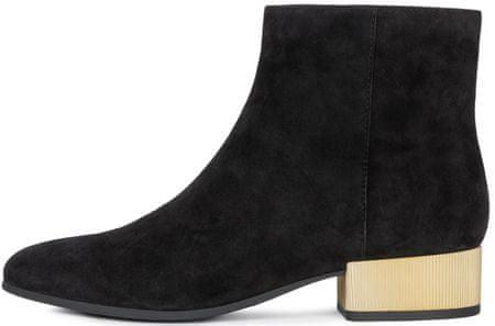 Geox dámská kotníčková obuv Peython D94ECB 00021 36.0 čierna