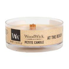 Woodwick vonná svíčka Petite, Na pláži 31 g