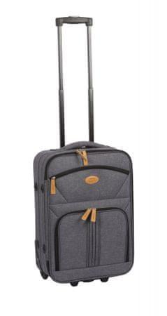 Slazenger potovalni kovček TL-985, GREY
