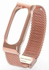 eses kovinski zapestni trak za Xiaomi Mi Band 2 1530000281, roza