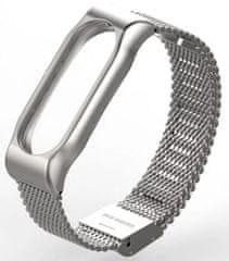 eses kovinski zapestni trak za Xiaomi Mi Band 2 1530000283, srebrna