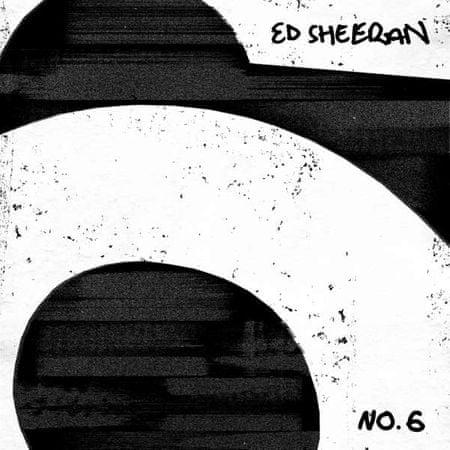 Ed Sheeran - CD No.6 Collaborations Project
