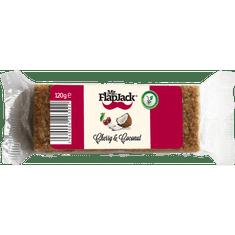 Mr.FlapJack energijske čokoladice, 120g, češnja-kokos