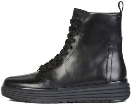 Geox damskie buty za kostkę Phaolae D94FDA 00043 36.0 czarny