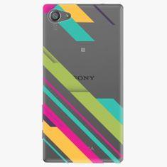 iSaprio Plastový kryt - Color Stripes 03 - Sony Xperia Z5 Compact