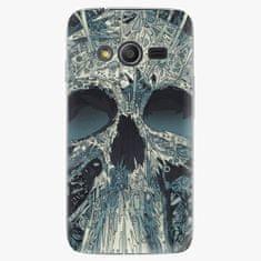 iSaprio Plastový kryt - Abstract Skull - Samsung Galaxy Trend 2 Lite