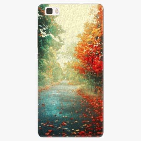 iSaprio Silikonové pouzdro - Autumn 03 - Huawei Ascend P8 Lite
