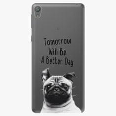 iSaprio Plastový kryt - Better Day 01 - Sony Xperia E5