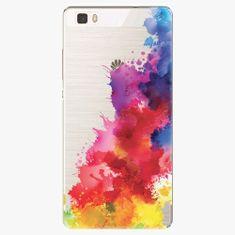 iSaprio Plastový kryt - Color Splash 01 - Huawei Ascend P8 Lite