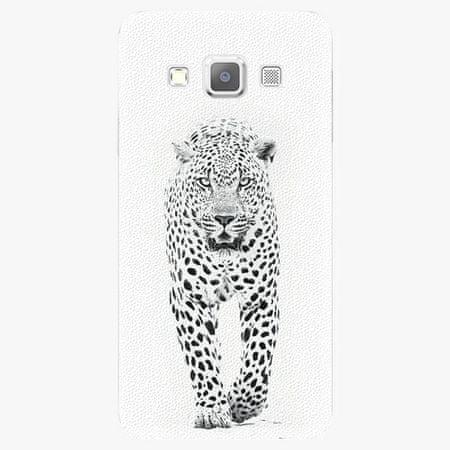 iSaprio Plastový kryt - White Jaguar - Samsung Galaxy A5