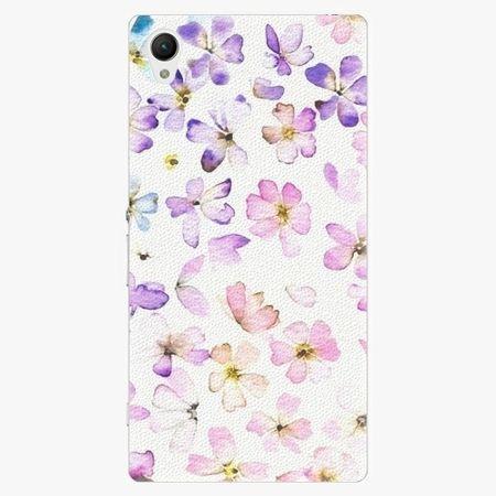 iSaprio Plastový kryt - Wildflowers - Sony Xperia Z1