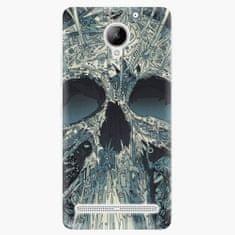 iSaprio Plastový kryt - Abstract Skull - Lenovo C2
