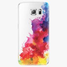 iSaprio Plastový kryt - Color Splash 01 - Samsung Galaxy S6 Edge Plus