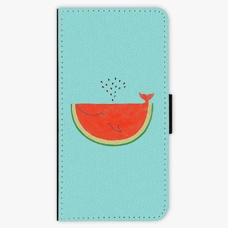 iSaprio Flipové pouzdro - Melon - Huawei Nova 3i