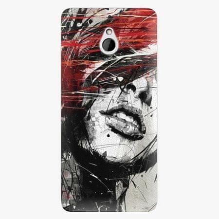 iSaprio Plastový kryt - Sketch Face - HTC One Mini