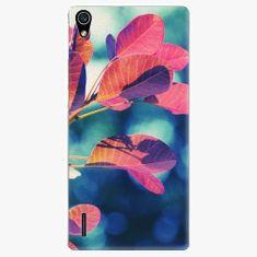 iSaprio Plastový kryt - Autumn 01 - Huawei Ascend P7
