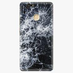 iSaprio Plastový kryt - Cracked - Huawei Nova