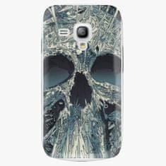iSaprio Plastový kryt - Abstract Skull - Samsung Galaxy S3 Mini