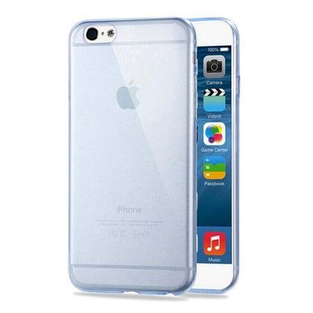 iSaprio Pružný kryt HAWEEL 0.3mm Zero pro iPhone 6 / 6S modrý
