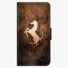 iSaprio Flipové pouzdro - Vintage Horse - Huawei P20 Lite