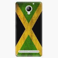 iSaprio Plastový kryt - Flag of Jamaica - Lenovo C2