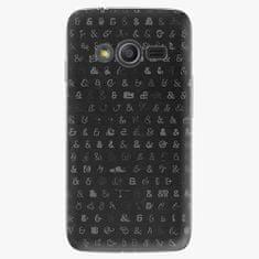 iSaprio Plastový kryt - Ampersand 01 - Samsung Galaxy Trend 2 Lite